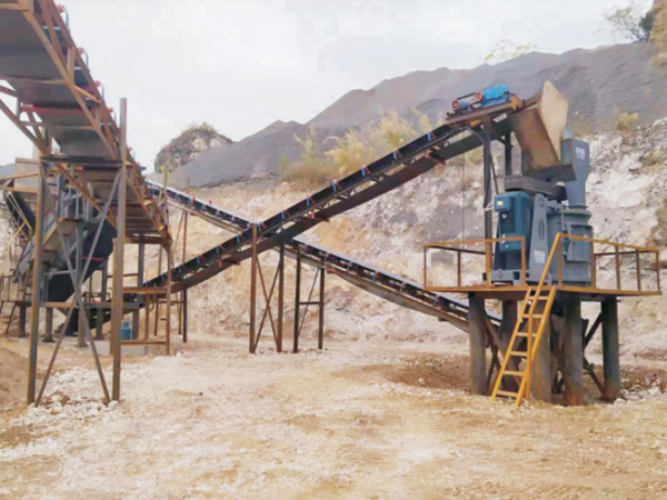 柳州市柳江区预拌砂浆生产现场